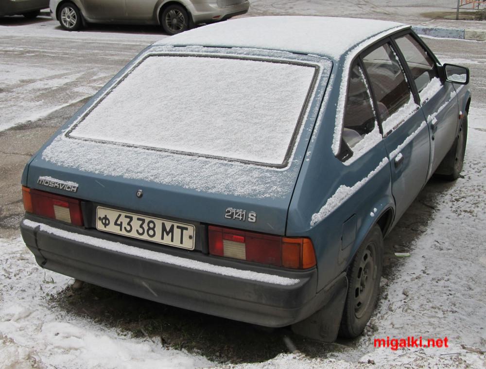 Ф4338МТ