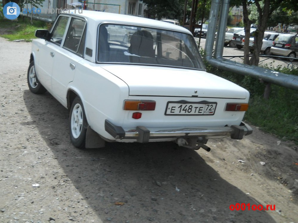 Е143ТЕ72RUS.