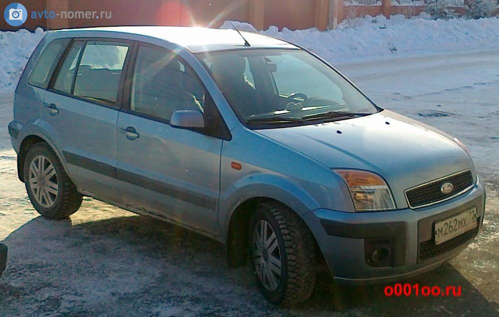 М262МХ72RUS