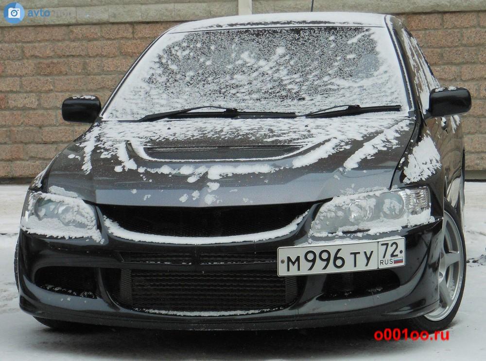 М996ТУ72RUS.