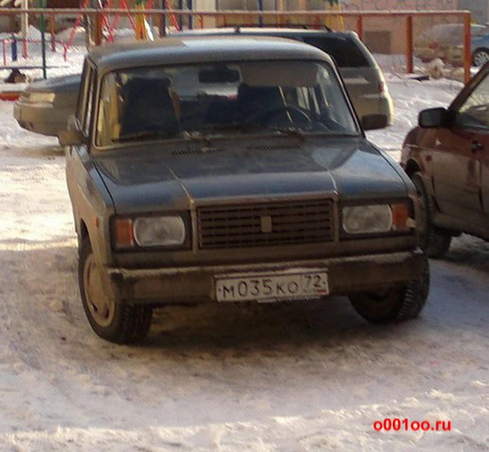 М035КО72