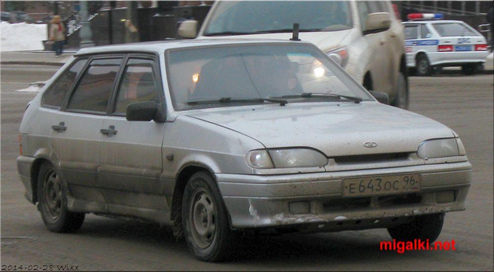 е643ос96