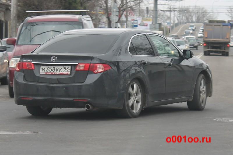 м358кк93