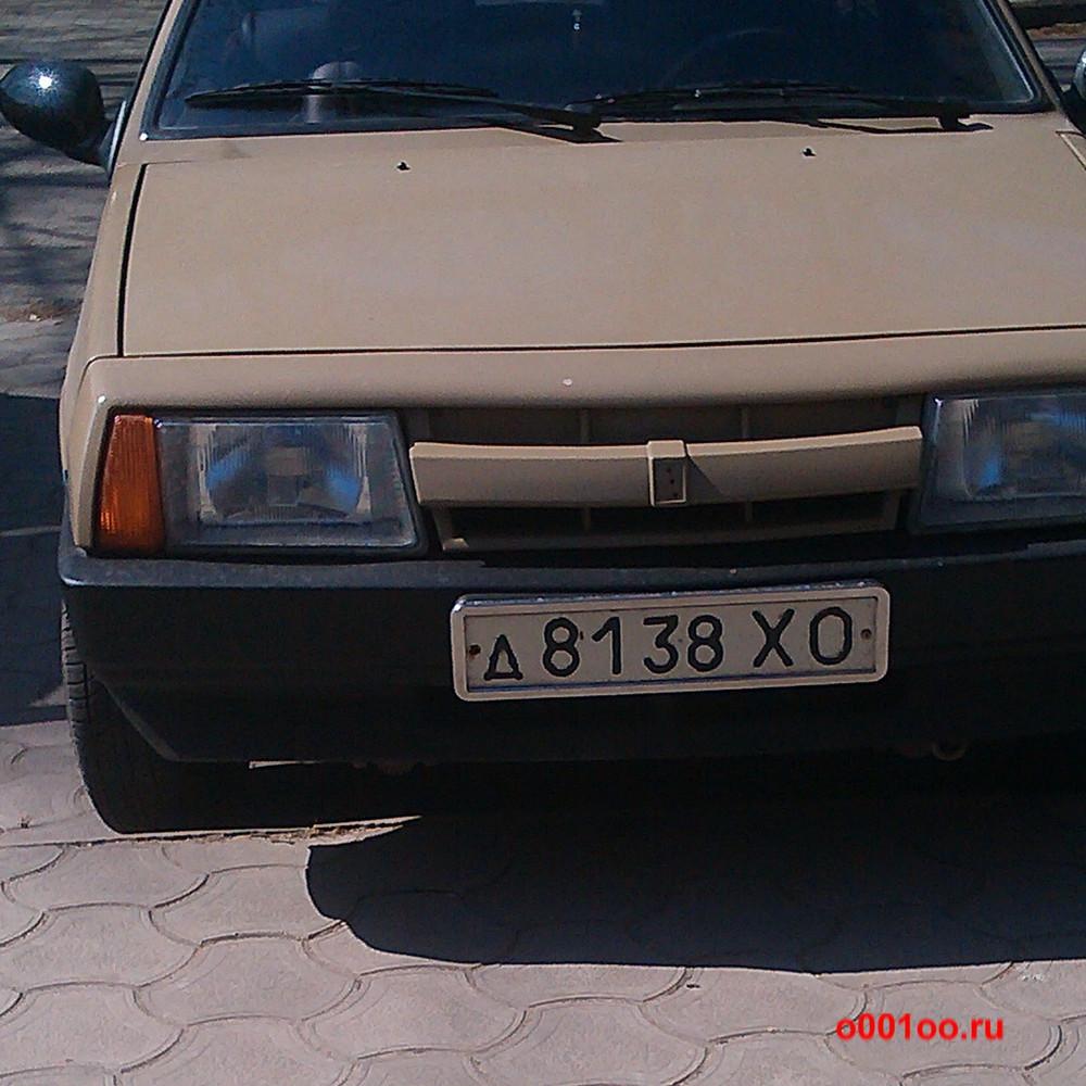 д8138ХО