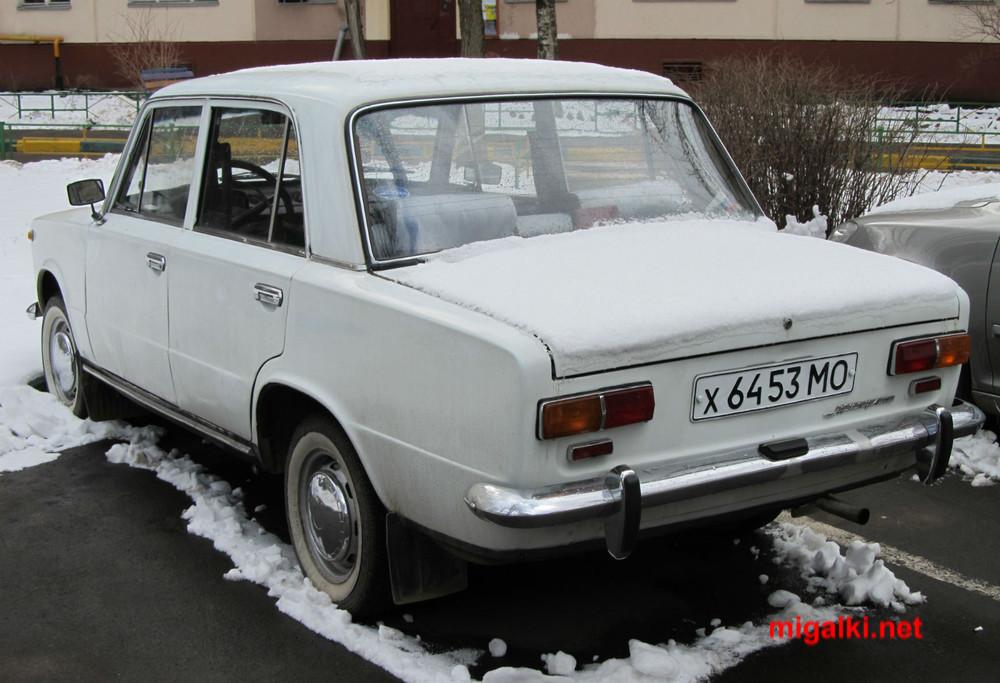 Х6453МО