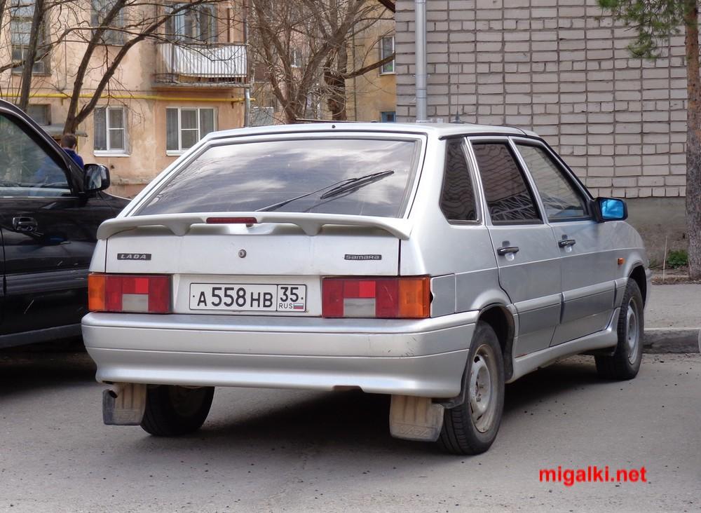 а558нв35