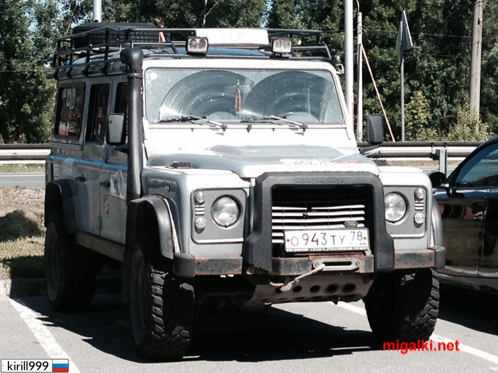 О943ТУ78