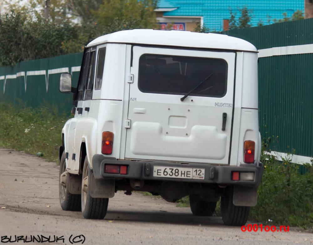 е638не12