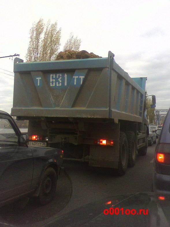 Т631ТТ36