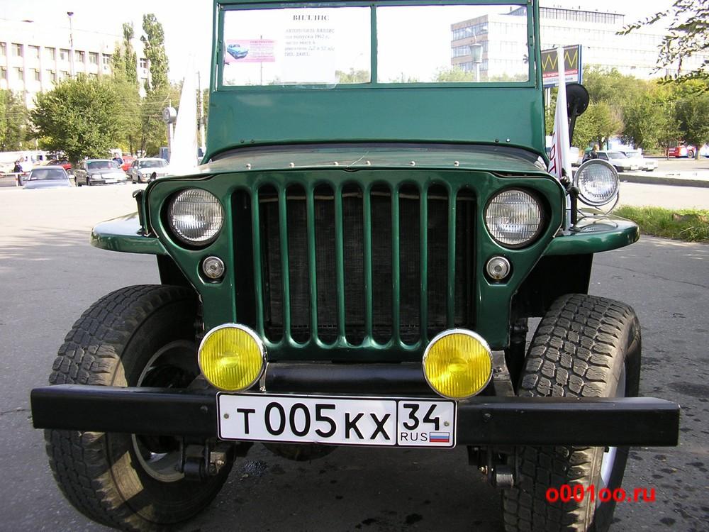 Т005КХ34